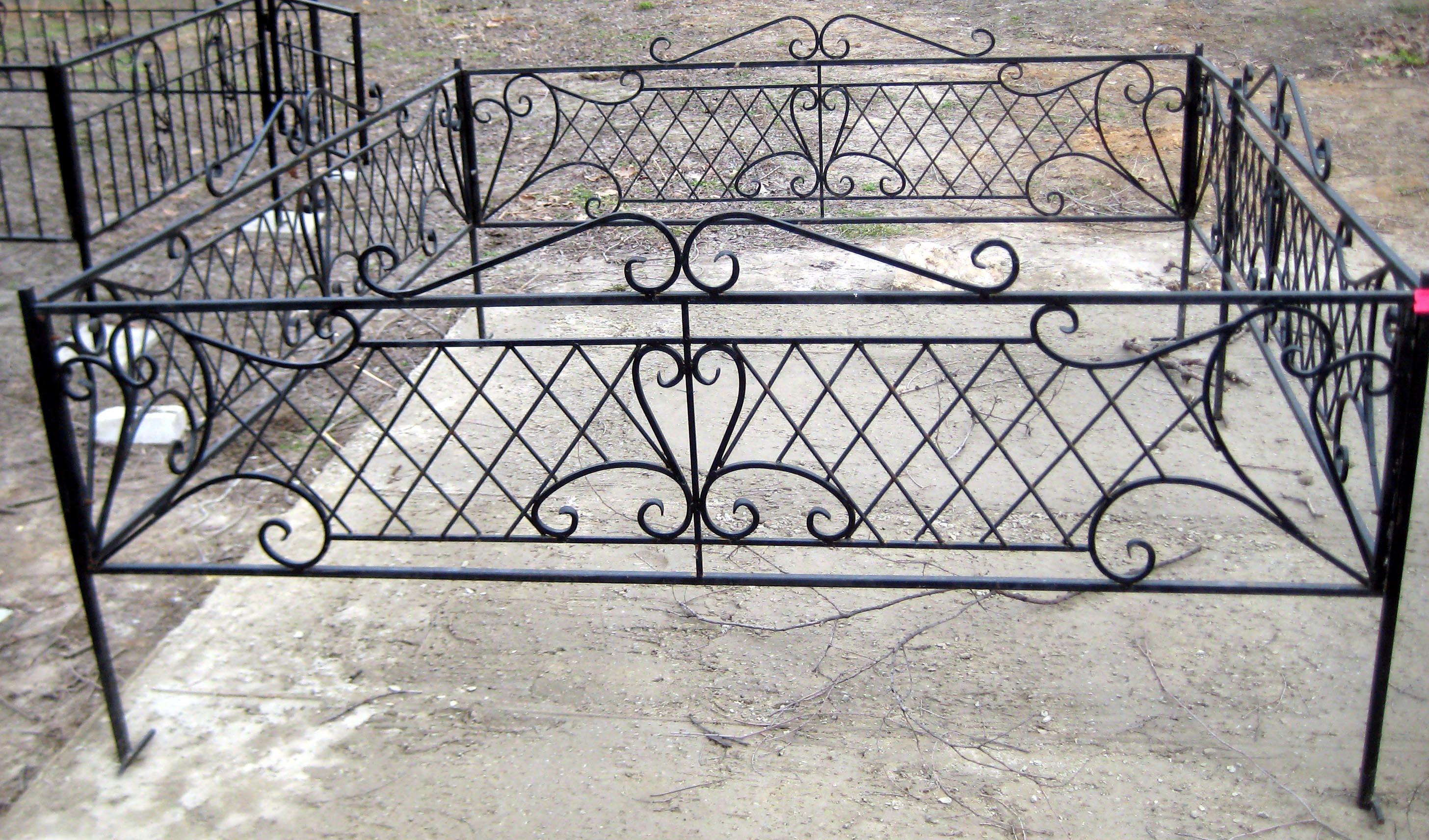 Ритуальные оградки на могилу купить памятник в омске иркутске