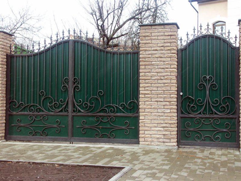 Фирма ворот garrison направляющая горизонтальня для уличных распашных и откатных ворот